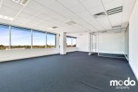 Upscale Office With Expansive Southerly Outlook | See Floor Plan