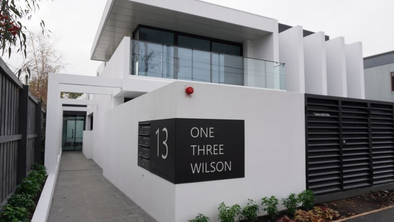 Brand New Residence - Only 1 Remaining - One Three Wilson: Lavish, Spacious, Single Level, And Light-Filled