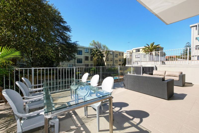 Oversized Two Bedroom Apartment with Large Outside Courtyard- Email for private inspection only!