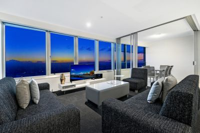 Spectacular 140m2 Two-Bedroom Plus Study Area Apartment!