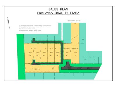 APPROX 980m2 LAND