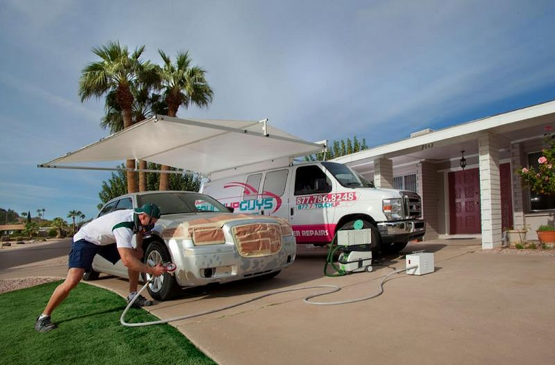 Touch Up Guys - Canning Vale - Franchisee Onsell