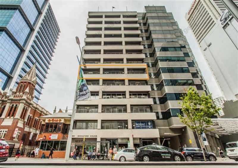 CBD Strata Office Exchange House - Includes One Car Bay