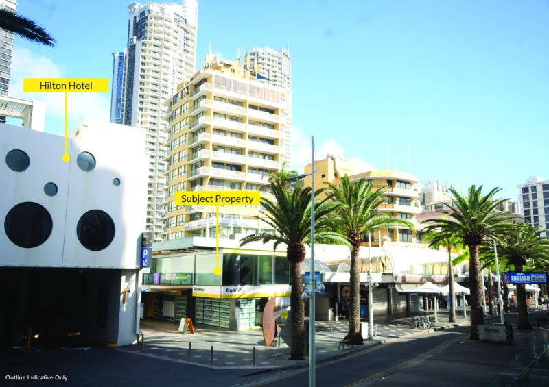 Entry Level Retail Investment in the Heart of Surfers Paradise