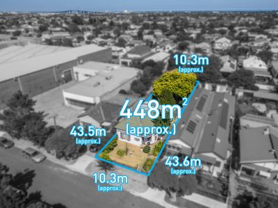 Renovate And Extend Or Demolish (STCA)! The Choice Is Yours, All Set On This Substantial Residential Allotment Of 451m2 (Approx).