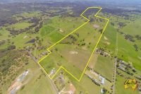 Beautiful Home on Approx. 336 Acres With Fantastic Growth Potential