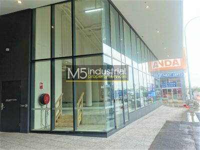 175sqm - 390sqm Brand NEW Spaces - Ready to Occupy  **3 MONTHS RENT FREE**