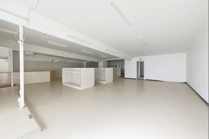 Shop and Residence For Lease