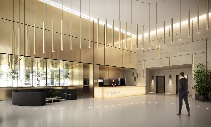 Limited opportunity to secure an executive office at the iconic Whitehorse Towers