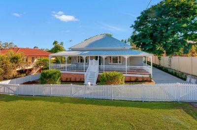 Renovated QUEENSLANDER Coomba