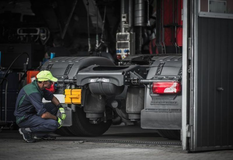 Engineering, Repair And Reconditioning Of Heavy Vehicles