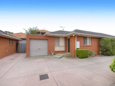 Deceptively Large Two Bedroom Unit in Pleasant Location
