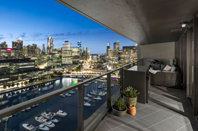 Docklands most Desirable Two Bedroom Apartment