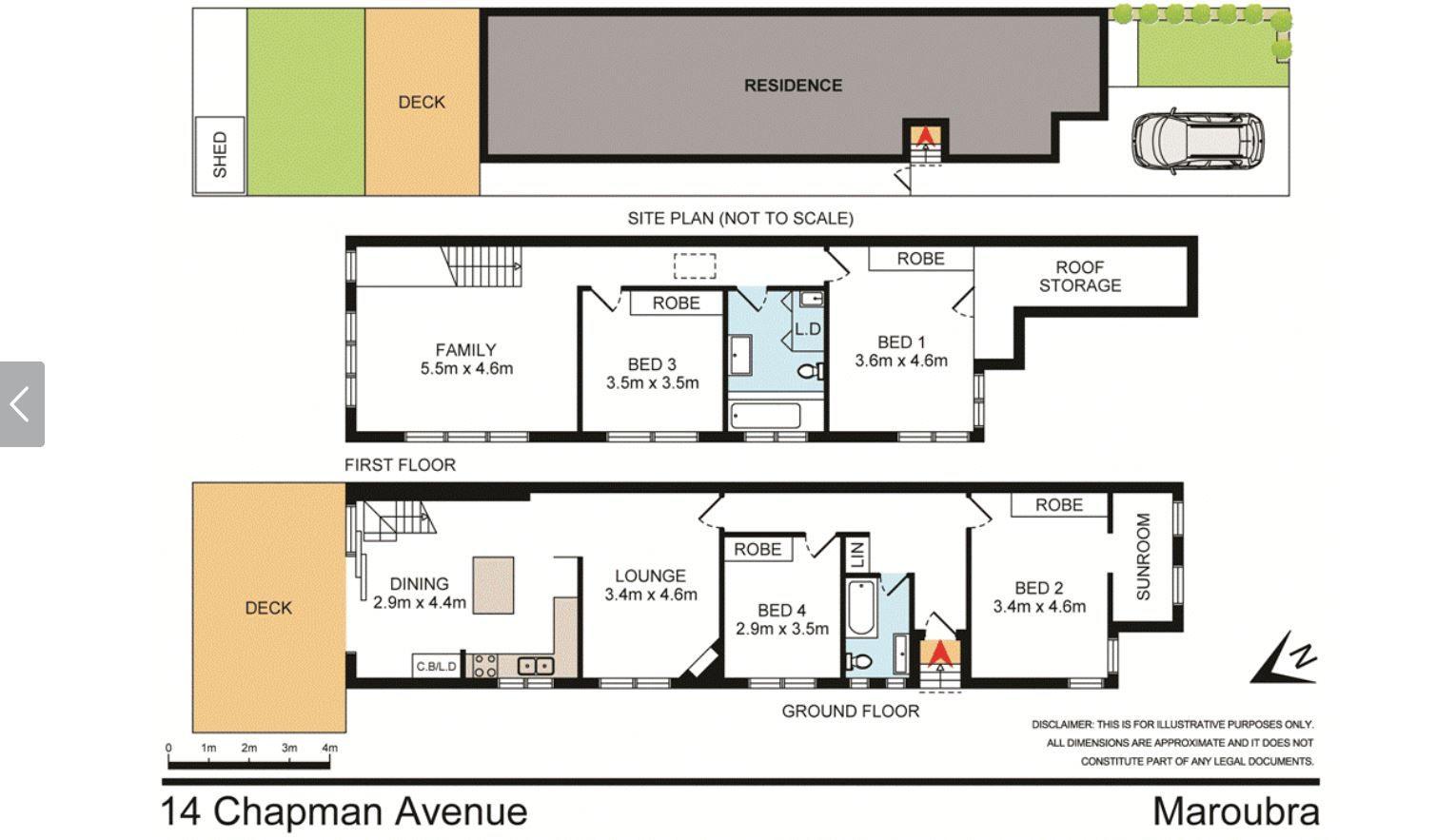 14 Chapman Avenue Maroubra 2035