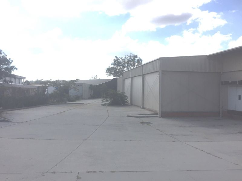 Warehouse on Tralee Street
