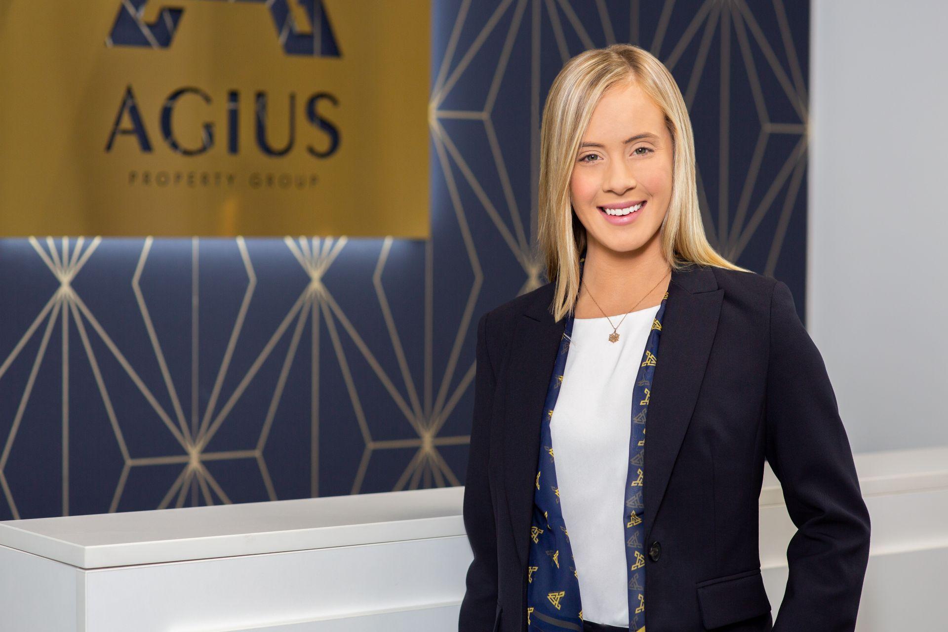 Tayla Hutt Real Estate Agent