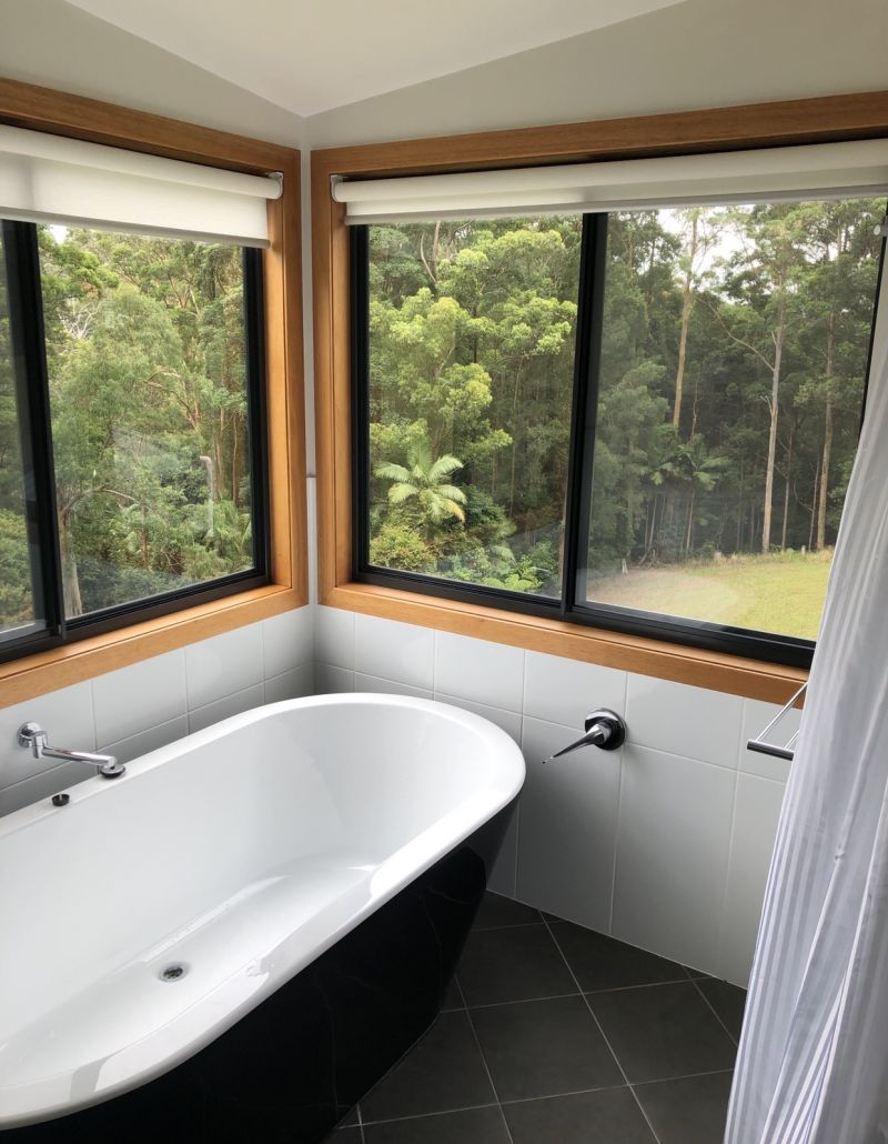 Cardow & Partners Property Coffs Harbour exclusively offers a serene two bedroom cottage available for rent.