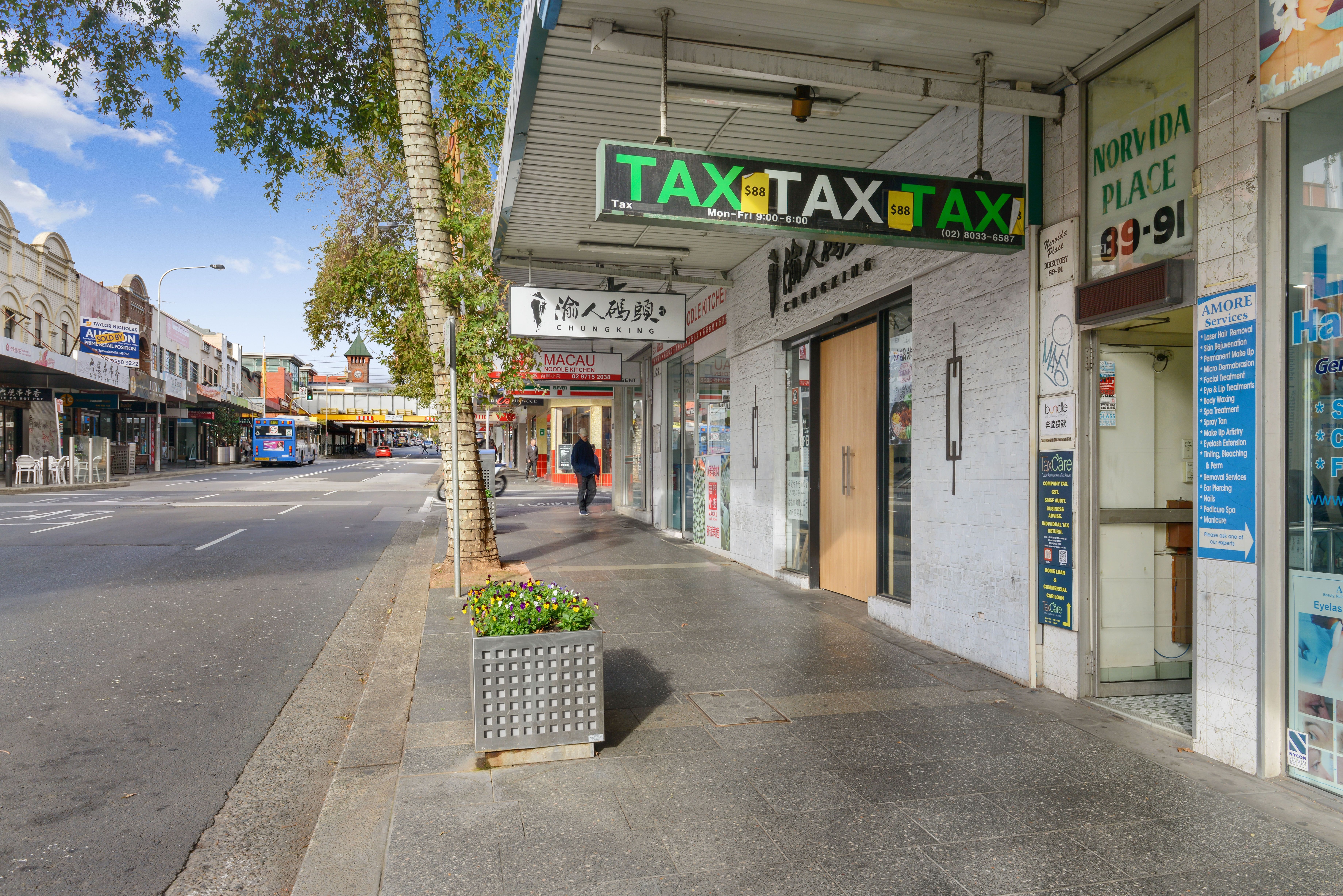 89-91 Burwood Road, Burwood NSW 2134