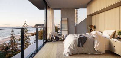 Urban luxe meets beachfront beauty in exclusive new five star residences.