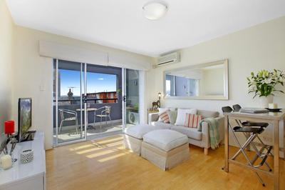 Beautifully furnished one bedroom apartment