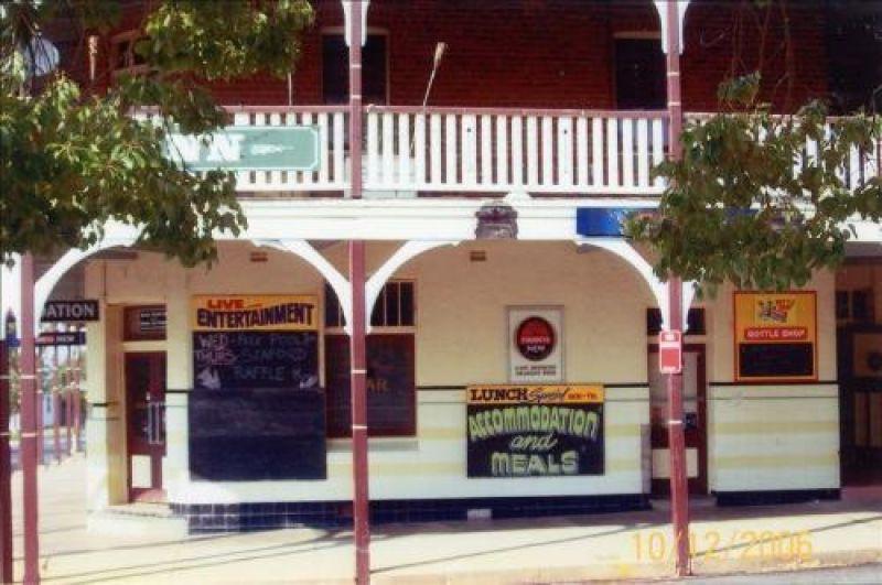 The Black Stump Inn