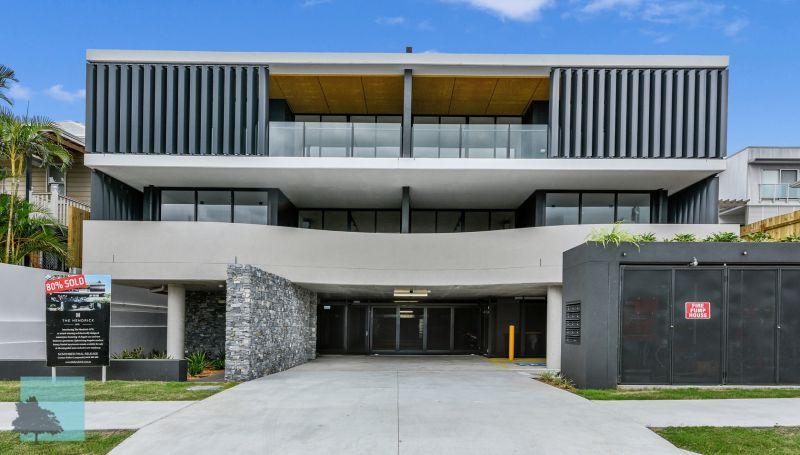 'The Hendrick' Brand new luxury apartments.>