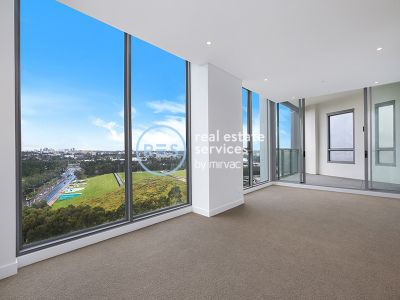 Premium Brand New East Facing 3 Bedroom + Media Apartment with 3 parking in Scarlet