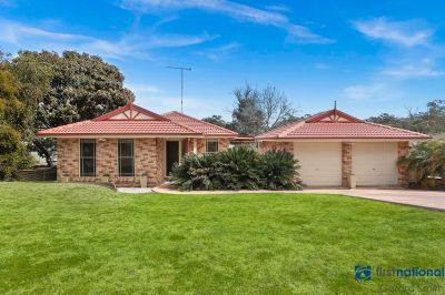 Immaculate family home on 1008m2