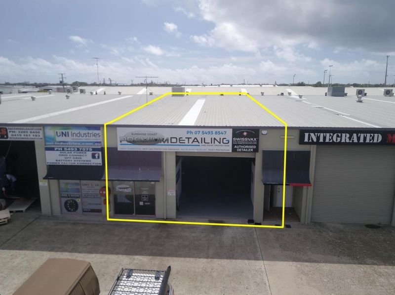 Sub Lease Warehouse on Main Drive