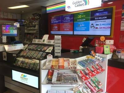 NEWSAGENCY – Brisbane Inner Eastside ID#4632139  – Drive-in convenience centre