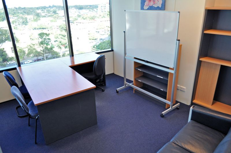 Under Offer - Fully Fitted Corner Suite - Professional CBD Office