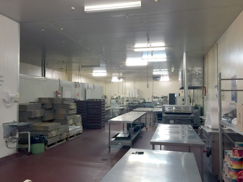 FOOD FACTORY READY TO GO!
