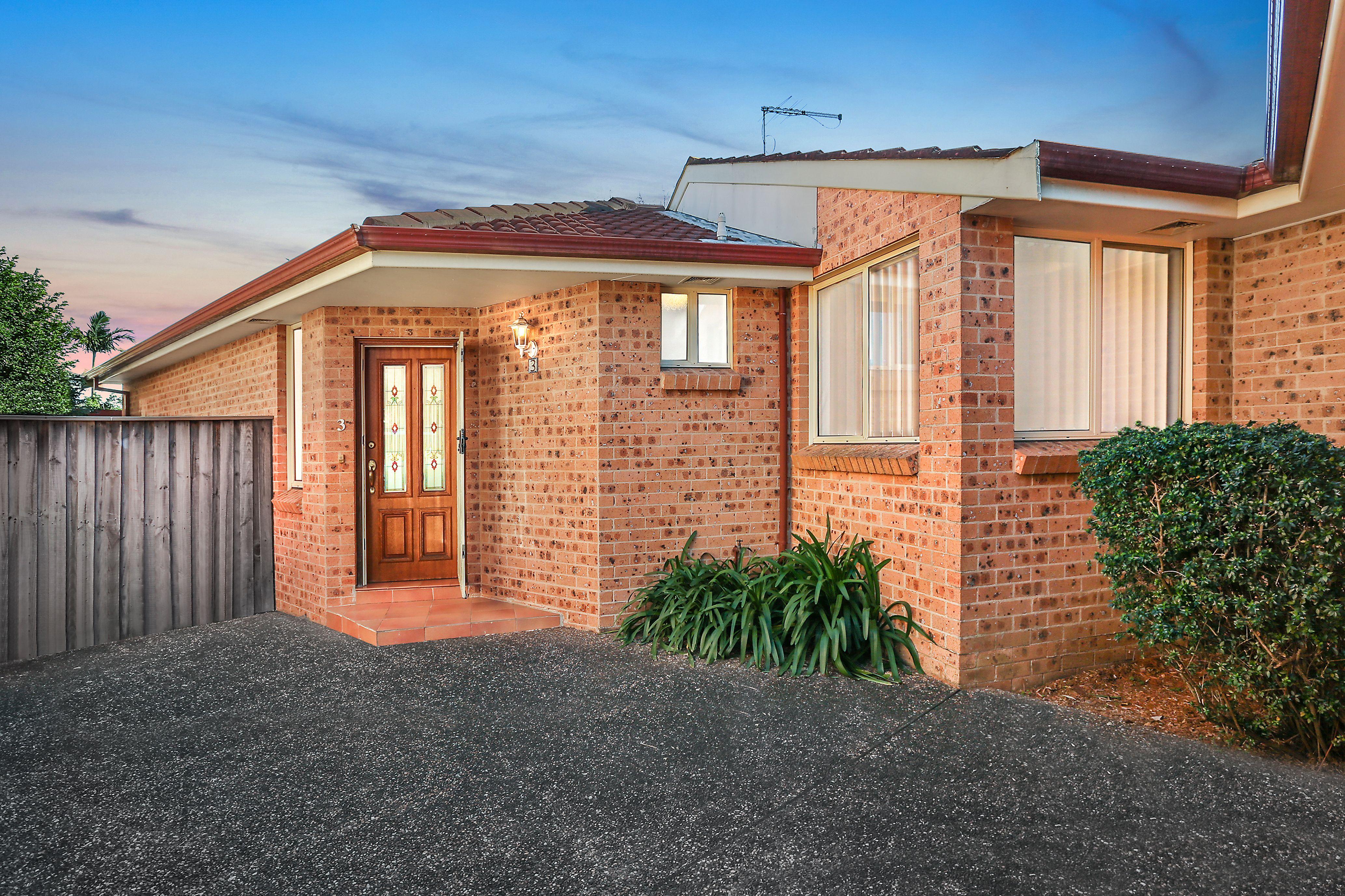 3/17 Bazentin Street, Belfield NSW 2191