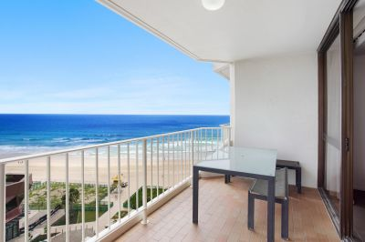 ABSOLUTE BEACHFRONT AND 3 BEDROOMS!