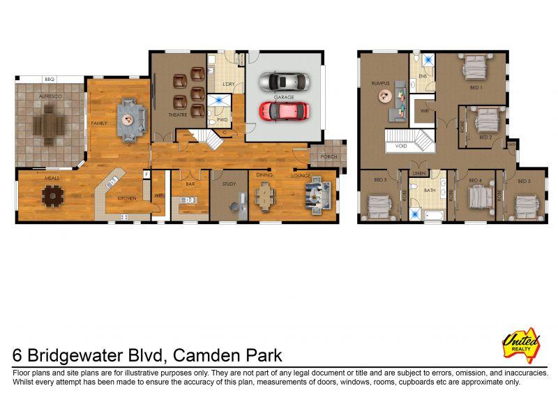 6 Bridgewater Boulevard Camden Park 2570