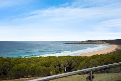 Quiet Beach Frontage
