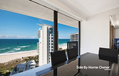 One of the Largest 1 Bedroom Beachside Apartments available in Surfers Paradise