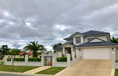 Quality Family Home Oozing Hampton's Potential
