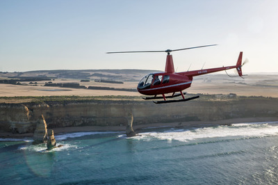 Scenic Flights Great Ocean Rd & Outback South Australia