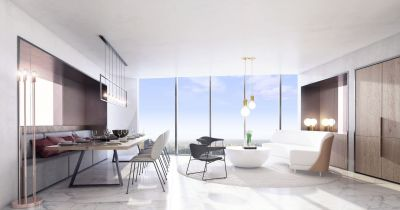 Aurora Melbourne Central -  Immaculate single bedder with unobstructed views
