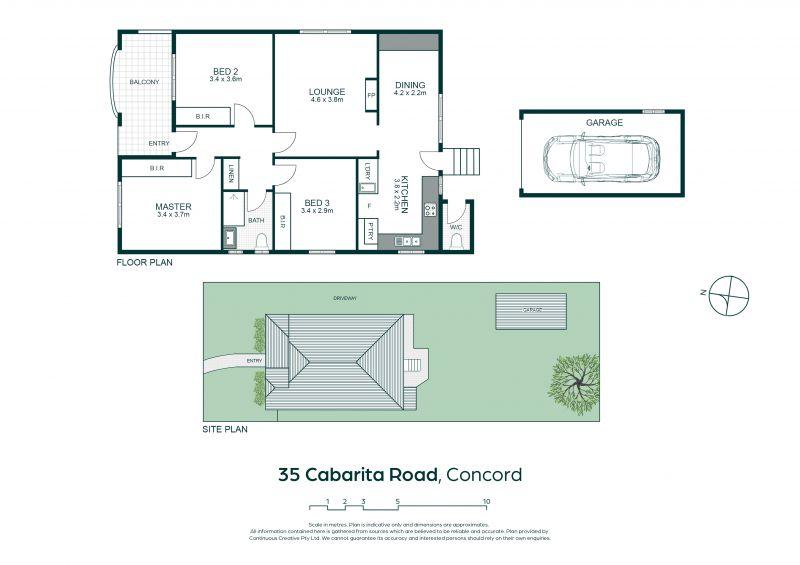 35 Cabarita Road Concord 2137
