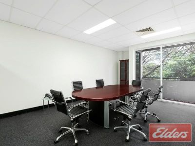 RARE CENTRAL OFFICE WITH CBD VIEWS!