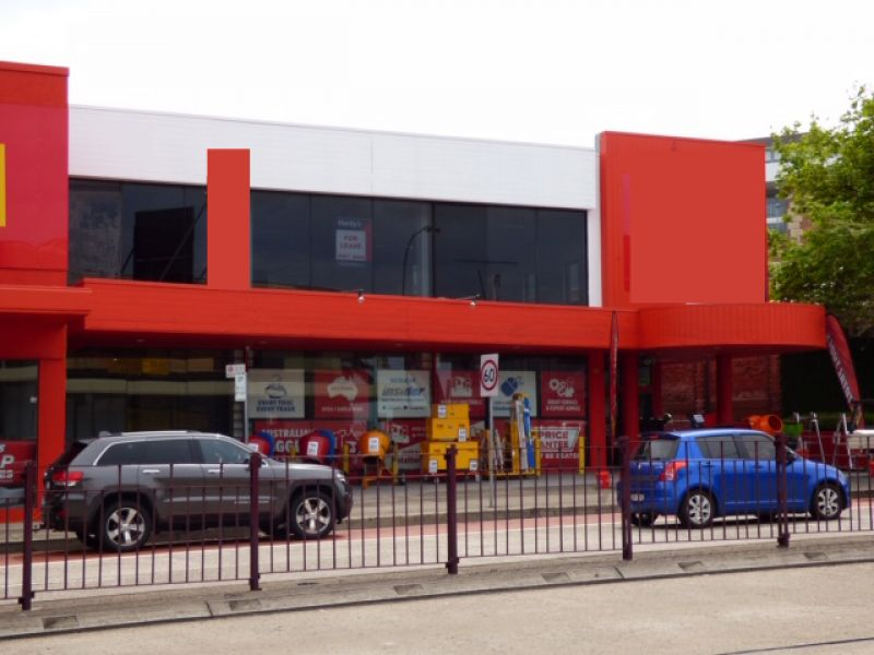 Flexible Lease Terms - High Exposure Showroom/Office