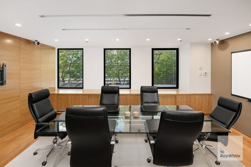 Executive Office in the Heart of Brisbane City