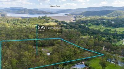9.64 Tranquil Acres Near Hinze Dam