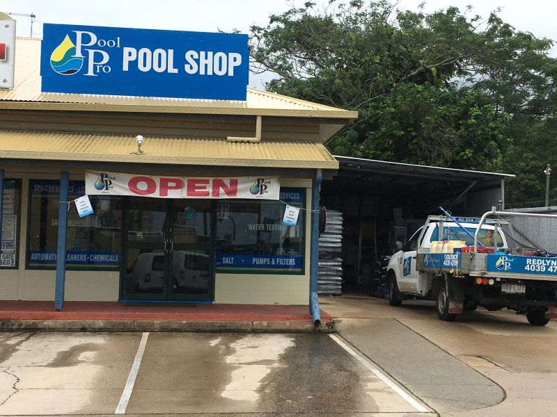 Pool Shop Redlynch ***price Drop***