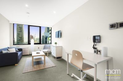City Tempo: 22nd Floor: Live In The Heart of Melbourne! L/B