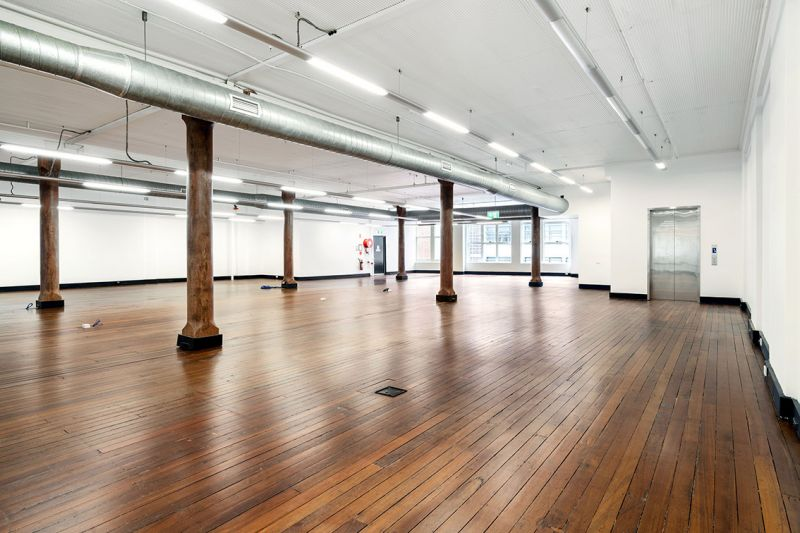 Stunning Creative Office Floor - Surry Hills