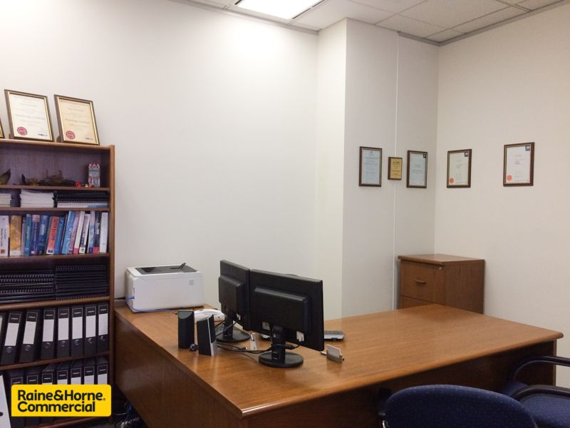 Central Location - Ground floor Office