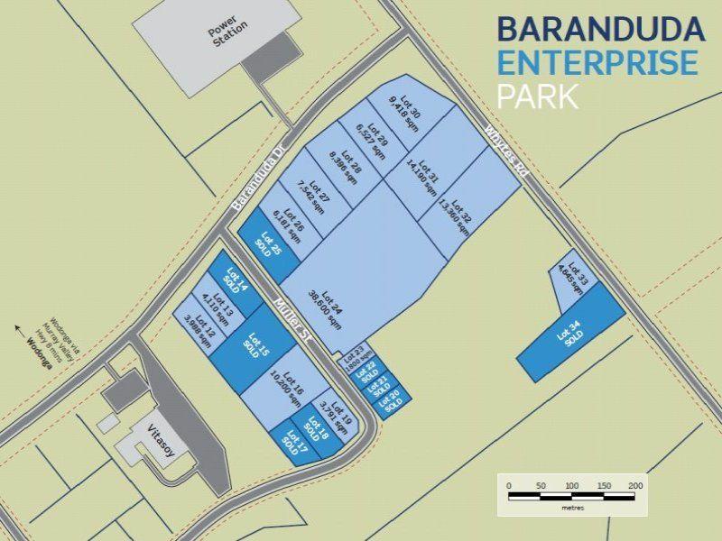 Industrial Development Site
